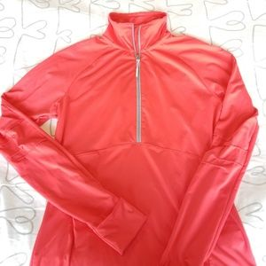 Athleta lightweight Half Zip Pullover
